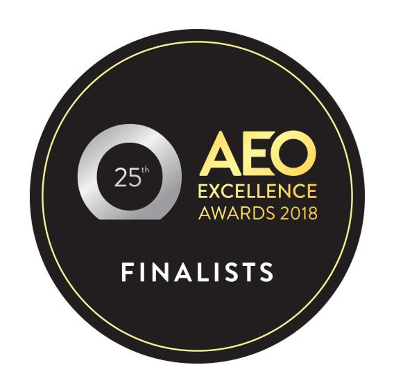 AEO Awards 2918