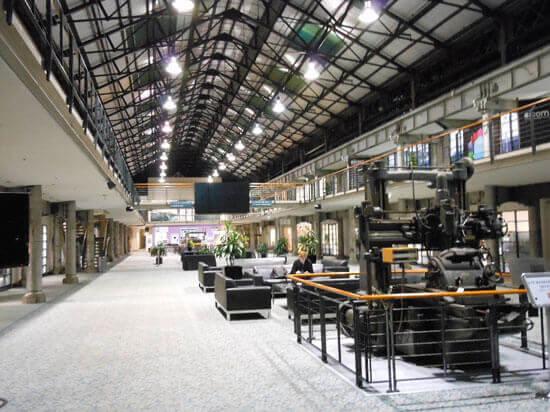 Unusual event venues - Australian Technology Park Conference Centre