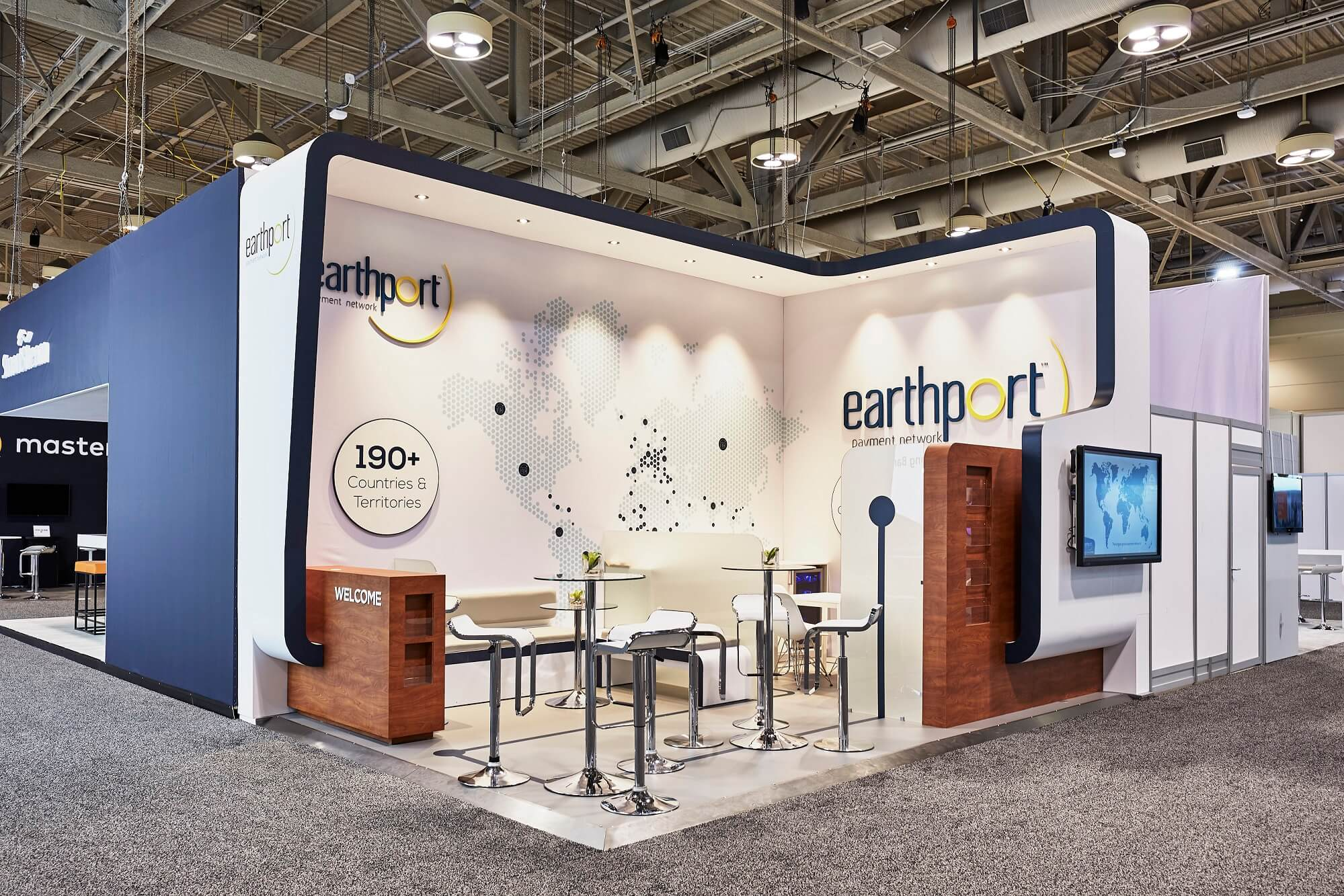 Earthport, Sibos 2017