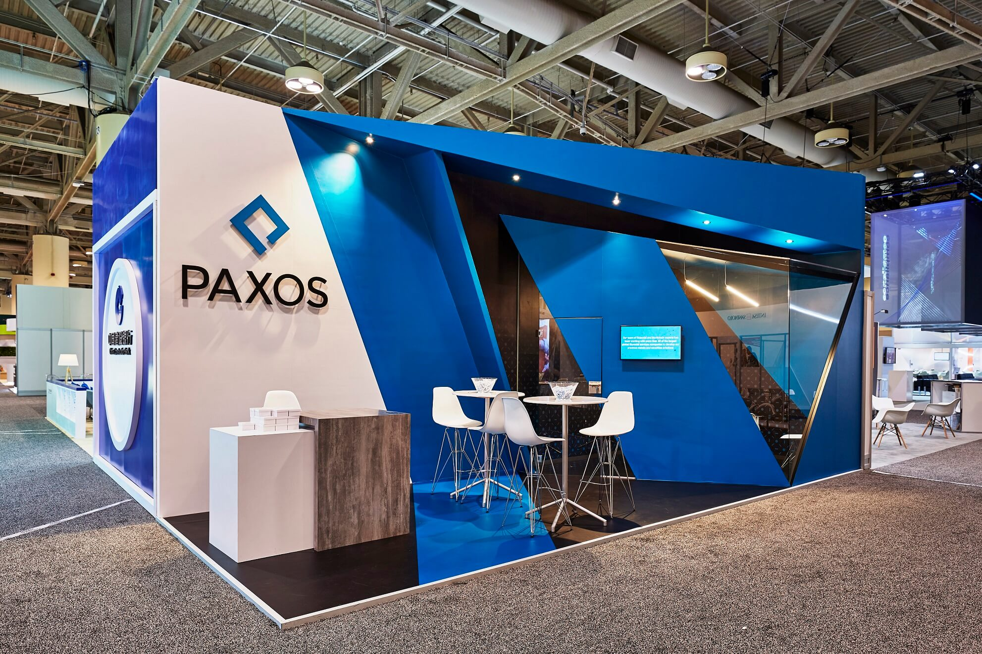 Paxos, Sibos 2017