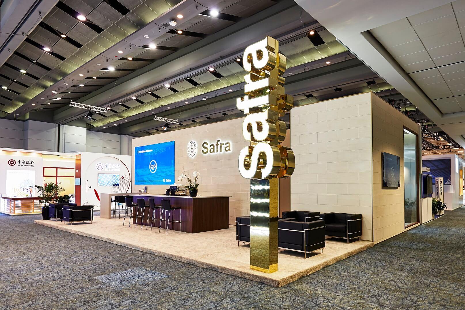 Banco Safra, Sibos 2017